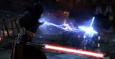 Sith Inquisitor's duel on Korriban