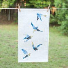 PDF Pattern Shop – Page 3 – Shannon Brinkley Studio Bird Applique, Applique Patterns, Applique Quilts, Quilt Patterns, Bed Quilt Sizes, Chalk Pens, Animal Quilts, Quilting Tips, Flocking