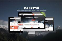 Calypso - Wordpress Theme by WowThemes.net on Creative Market