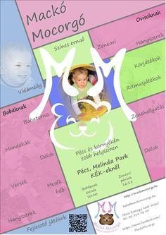 A pécsi Melinda parki játszóházba is várjuk a babákat, ovisokat.  Babafoglalkozás: szerdánként 10:40   Zeneovi: péntekenként 16:15 mackomocorgo.hu Family Guy, Map, Guys, Fictional Characters, Location Map, Maps, Fantasy Characters, Sons, Boys