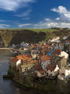 Staithes Harbour Cottages