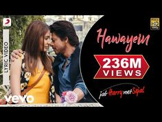Words so sweet, you cannot help fall in love! Presenting the Offcial Lyric Video of the song – Hawayein from the movie – Jab Harry Met Sejal. Old Bollywood Songs, Karaoke Tracks, Archie And Betty, Love Quotes For Girlfriend, Lata Mangeshkar, Song Hindi, Devotional Songs, Romantic Songs, Falling In Love With Him