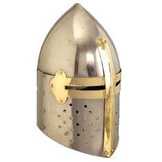 Medieval Knight Helmet | Historical Replicas | Historical Weapons, Museum Historical Replicas ...