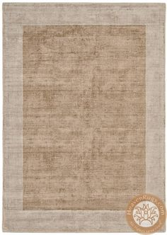Blade Border Putty Champagne carpet. Category: modern. Brand: Asiatic.