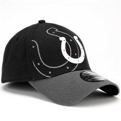 New York Yankees MLB Black and White Ace 39THIRTY Hats | Christmas ...