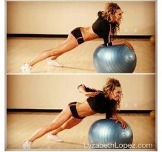Ab workout!!!