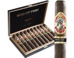 God of Fire Robusto SG Cigars