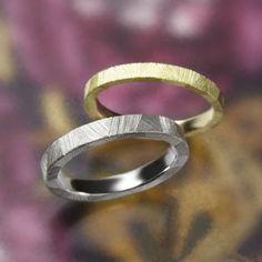 金糸銀糸マリッジリング