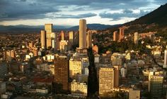 Are you soon moving to the capital of Colombia and trying to figure out the best place to live in Bogota? Bogota is a city of over 10 million people and trying to decide. Ecuador, Visit Colombia, Best Places To Live, Best Cities, Capital City, Santa Fe, Seattle Skyline, South America, Bogota Colombia
