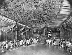 21 Decadent Restaurant Dining Rooms Of Manhattan's Past: Gothamist