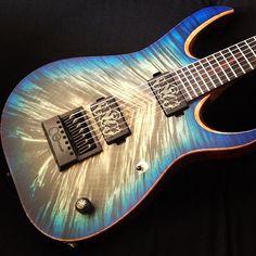 mayones guitars Duvell 7 4Ever Baritone   Prototype