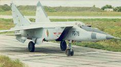 1996 / Mikoyan-Gurevitch MiG-25RB Foxbat-B (FG-78), Algerian Air Force (1979-2015)
