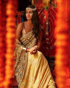 Saree by Gaurav Gupta