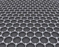 Scientists demonstrate superlubricity with graphene and diamonds