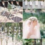 2017 Trends-Easy Diy Organic Minimalist Wedding Ideas