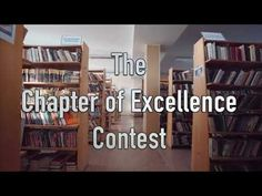 Chapter of Excellence Contest
