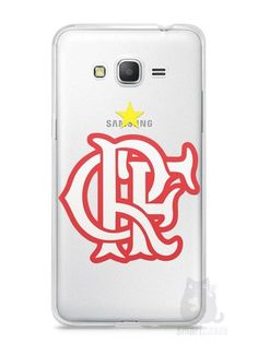 Capa Samsung Gran Prime Time Flamengo #8