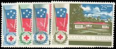 Samoa 1967 South Pacific Health Service unmounted mint.
