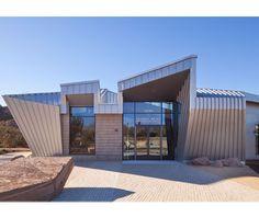 Vasquez Rocks Interpretive Center Gruen Associates and PCL Construction