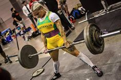 An interview with Natalie Kate Salm - Female Powerlifting - Deadlift - Powerlifting Blog