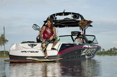 New 2012 Correct Craft Nautique Super Air Nautique 210 Byerly Icon Ed. Ski and Wakeboard Boat Photos- iboats.com 1