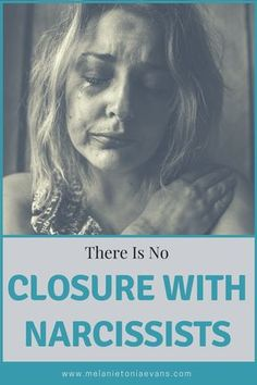 Why is there no clousre with a narcissist? When we end a relationship with a narcissist – it can be a terrible and painful experience to realise there is no closure. To help you understand why and how to heal from this, I invite you to click on 'visit' and explore the reasons why there is no closure with a narcissist and how to move on! #narcissists #healingfromabuse #npd #ptsd