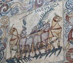 Auriga Marcianus. Museo Nacioanal de Arte Romano de Mérida.