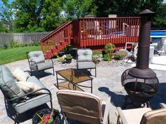 Image detail for -Above Ground Pool Deck Ideas for Beautiful Landscaping » Above-Ground ...