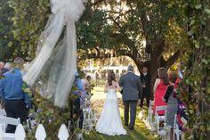 Outdoor Preppy Wedding