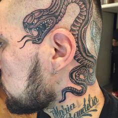 Instagram Head Tattoos, Tribal Tattoos, Different Tattoos, Nails, Instagram Posts, Tattoos, Ongles, Finger Nails, Nail