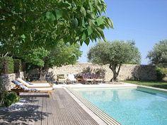 plage de piscine en Provence - Recherche Google