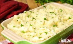 Perfect Everyday Mashed Potatoes