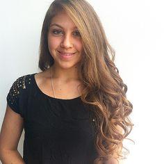 Beautiful hair by Verde Eco Salon Stylist: Carolina Torres #brunettehair #longbrownhair #veganhair #vegansalon #vegan #davines #davineshair #davinescolor #organiccolor #ecohair #ecosalon #ecojax