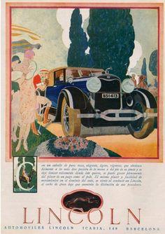 Lincoln, USA (1928)