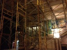 Day 11. the Scaffolding is Set!