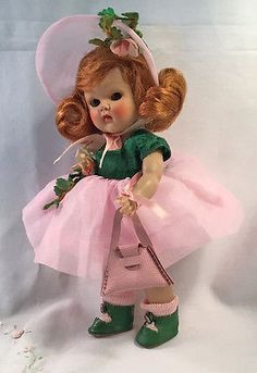 Vintage Ginny Doll /'Growing Up/' Greeting Cards