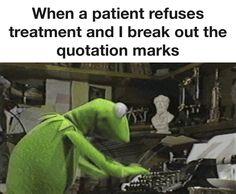 rnurse: (RN)urse or 'murse'. I have ZERO creativity when it comes to usernames. Psych Nurse, Nurse Jokes, New Nurse, Nursing Career, Nursing Tips, Nursing Memes, Medical Memes, Healthcare Memes, Rn Humor