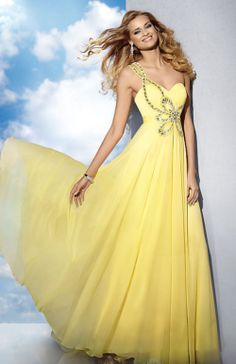 promerz.com yellow prom dresses (05) #promdresses