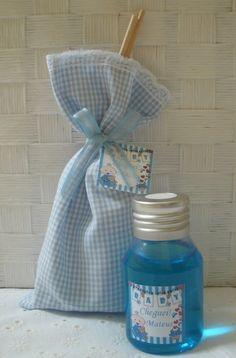 Aromatizador de Ambientes - Nascimento / Chá de Bebê
