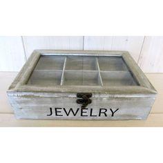 Krabička na šperky Storage Chest, Decorative Boxes, Cabinet, Furniture, Jewelry, Home Decor, Clothes Stand, Jewlery, Decoration Home