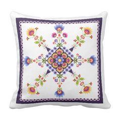 folk pillow
