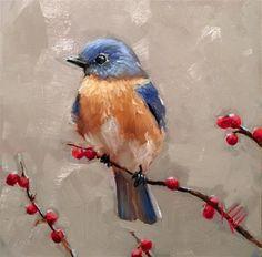 Best 25+ Blue bird art ideas on Pinterest | Bird painting acrylic ...