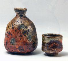 SHINO GLAZES Old & New, East & West for Sake