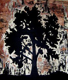 Wood Carving- Artist Mackenzie Miller Gores