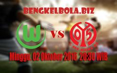 Prediksi VfL Wolfsburg vs FSV Mainz 05 02 Oktober 2016