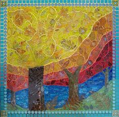 Bri-coco de Lolo: Vitrail et mosaïque Pinterest