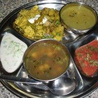 Indické menu