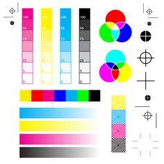printer marks vector art illustration Modern Web Design, Graphic Design, Beautiful Symbols, Design Basics, Blue Abstract, Free Illustrations, Free Vector Art, Printable Coloring Pages, Business Design