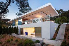 Casa Turner http://www.arquitexs.com/2014/09/arquitectura-minimalista-Turner-Residence-Jensen-Architects.html