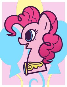 My Little Pony : MLP : Pinkie Pie